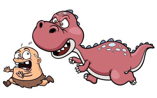 caveman_and_rex
